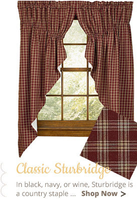 Country Style Curtains Country Kitchen Curtains