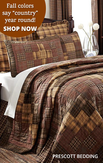 Country Quilt Prescott Bedding