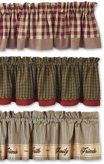 Country Village Curtains