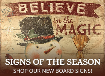 Holiday Board Signs