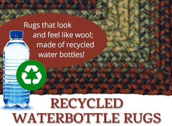 Ultra Wool Recycled Water Bottle Rugs