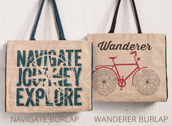 Country Canvas Bags