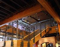 Deschutes Brewery railing