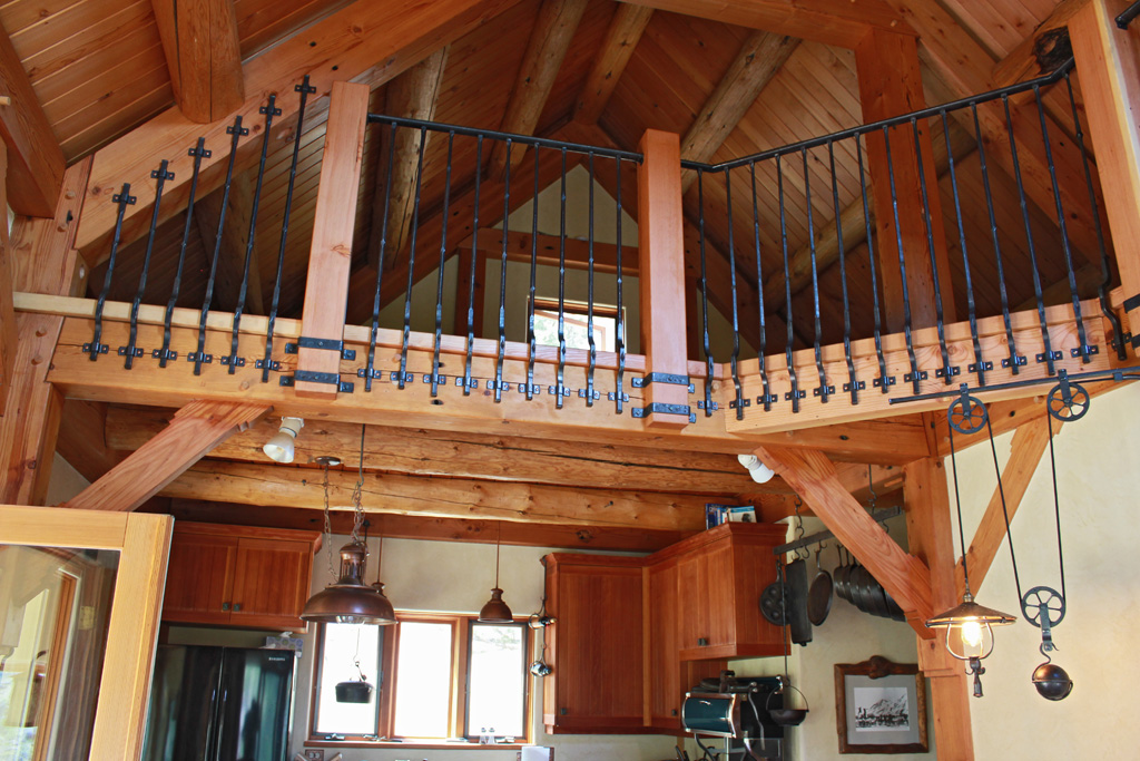 Canyons Cabin Our Projects Ponderosa Forge