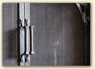 ponderosa forge fireplace door handles