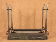 Storage Log Rack