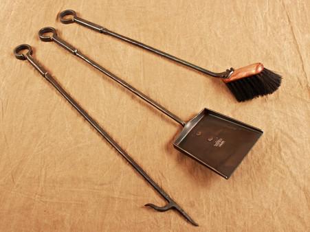 Homestead fire tools