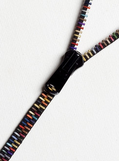 Rio Multicolour Zip-IT Necklace