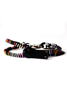 Rio Multicolour Zip-IT bracelet