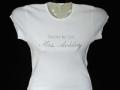 Wedding|Bridal Rhinestone T Shirts