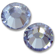 10ss Light Sapphire Genuine Swarovski HotFix 2028 Xilion Crystals 10 Gross Sealed Package Wholesale