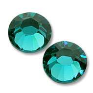 16ss Blue Zircon Genuine Swarovski HotFix 2028 Xilion Crystals 10 Gross Sealed Package Wholesale