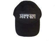 Ferrari Swarovski crystal rhinestone hat/ cap