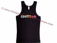 Madonna Sticky & Sweet Give It 2 Me Concert Tour Tank Top T Shirt