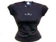 Gucci Inspired Swarovski Crystal Rhinestone T Shirt Top