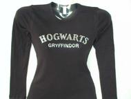 Hogwarts Harry Potter Swarovski Rhinestone T Shirt