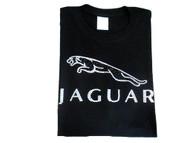 Jaguar Logo Swarovski Crystal Rhinestone T Shirt Bling