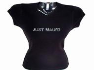 Just Maui'd (Married) Swarovski rhinestone t shirts