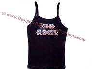 Kid Rock Rhinestone Bling Tank Top Shirt