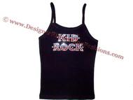 Kid Rock Rhinestone Bling Tank Top Shirt