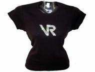 Velvet Revolver Swarovski Crystal Rhinestone Concert T Shirt Top