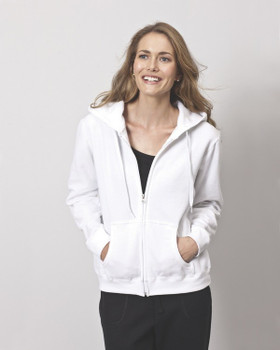 Zippered Fleece Hoodie sizes small - 5xl