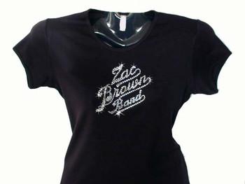 Zac Brown Band Swarovski Rhinestone Concert T Shirt