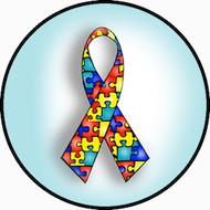 Autism Ribbon BR
