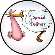 Stork Pink BR