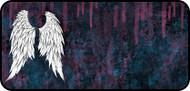 Wings on Grunge
