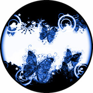 Bubble Fly Blue BR