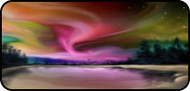Northern Lights Pink