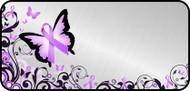 Awareness Bfly Purple