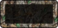 Tree Camo Black