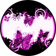 Bubble Fly Pink BR