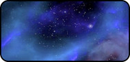 Deep Space Blue