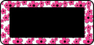 Doodle Flowers Pink