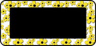 Doodle Flowers Yellow
