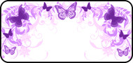 Flutterby Purple