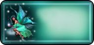 Neon Fairy Aqua Dk