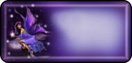 Neon Fairy Purple Dk