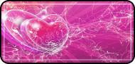 Wild Hearts Pink