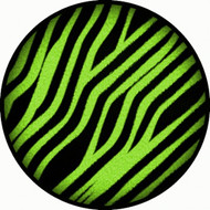 Stripes Lime & Black BR