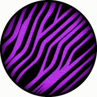 Stripes Purple & Black BR
