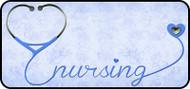 Nursing Love Blue