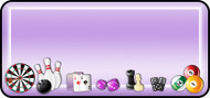 Activity Collage Purple