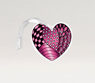 3D Heart Ornament