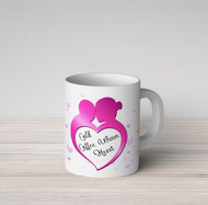Cold Coffee Warm Heart Mug