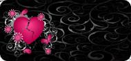 Broken Heart Pink