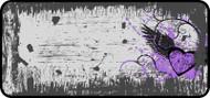 Heartache Purple